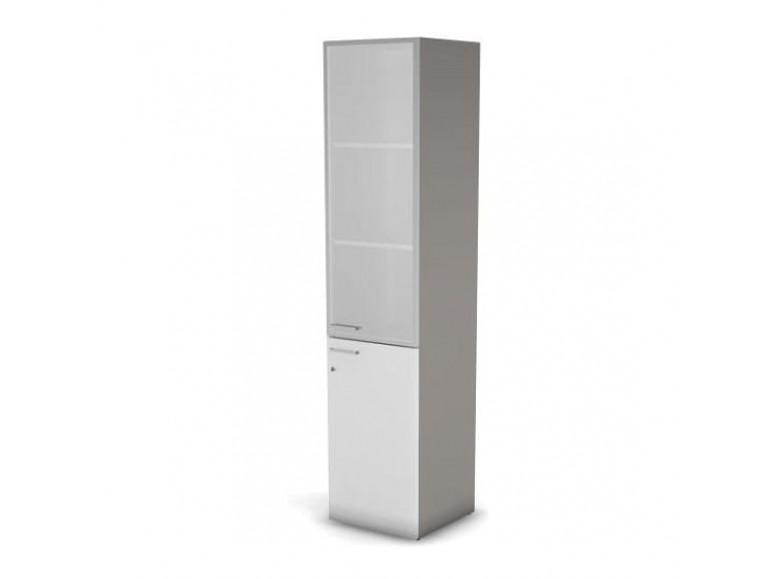 Модуль шкафа 5 уровней ДСП правый матовое стекло 45,1x44,8 49H0313001M Accord Director