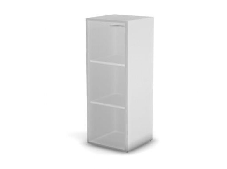 Модуль шкафа 3 уровня матовое стекло левый 45,1x43x119,8 Accord Director