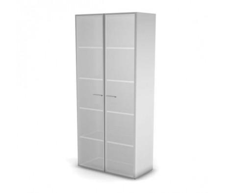 Модуль шкафа 5 уровней стекло матовое 89,8x44,8x198,2 Accord Director