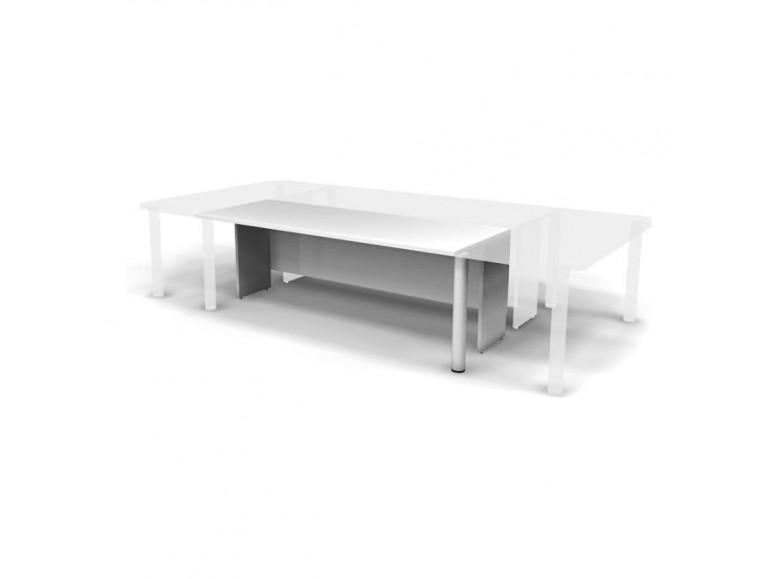 Элемент конференц стол ДСП 25 мм 205,5x80x73,5 Accord Director