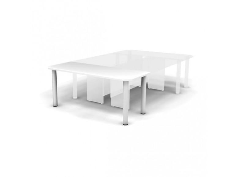 Элемент конференц стол ДСП 25 мм 70x175,5x73,5 Accord Director
