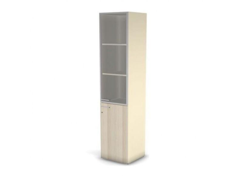 Модуль шкафа 5 уровней ДСП правый стекло 45,1x44,8 49H0313001 Accord Director