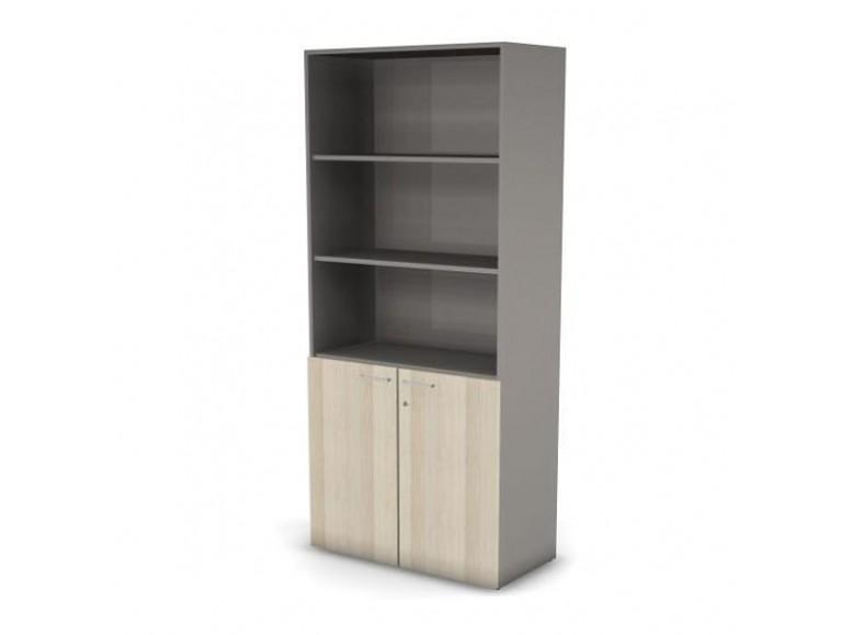 Модуль шкафа 5 уровней ДСП 89,8x44,8x198,2 49H032400 Accord Director