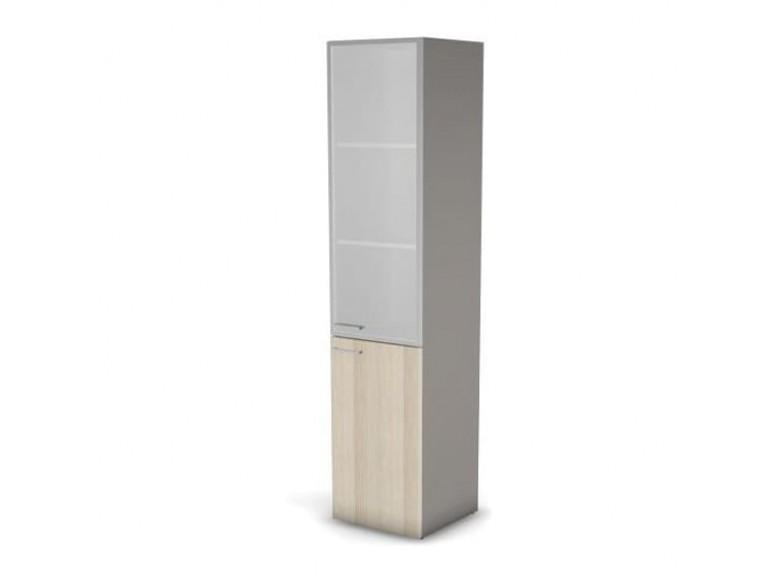 Модуль шкафа 5 уровней ДСП правый матовое стекло 45,1x44,8 49H0311011M Accord Director