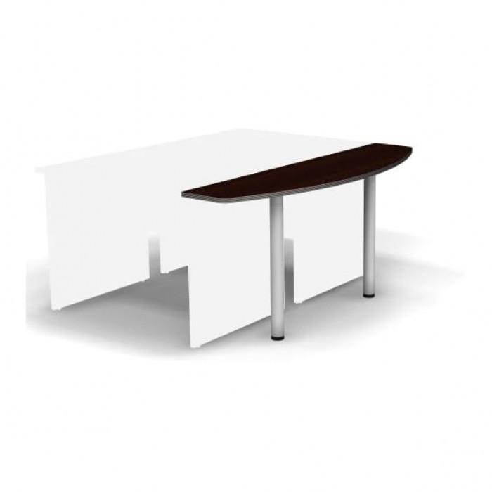 Стол приставной на два стола 156x43x73,7 Smart