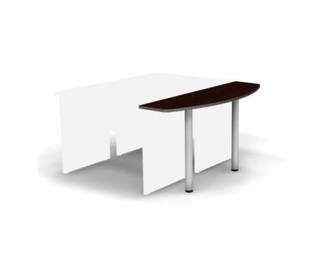 Стол приставной на два стола 134x43x73,7 Smart