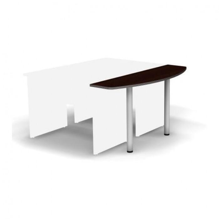 Стол приставной на два стола 137,6x43x73,7 Smart