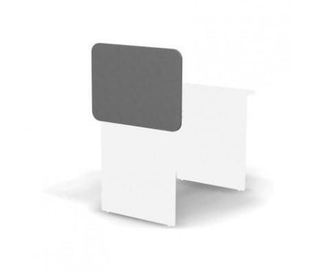 Экран боковой 67x3x50 ткань Smart