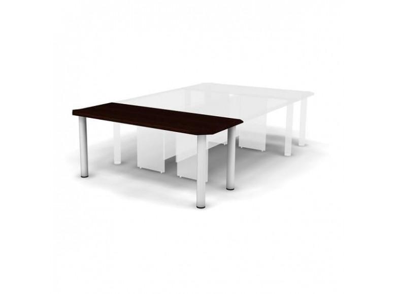 Элемент конференц стол MDF 28 мм 70x175,5x73,8 Accord Director