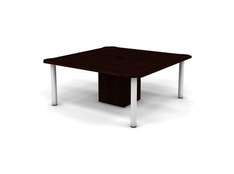 Конференц стол MDF 28 мм 180x180x73,8 Accord Director