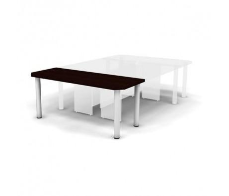 Элемент конференц стол ДСП 38 мм 70x175,5x74,8 Accord Director