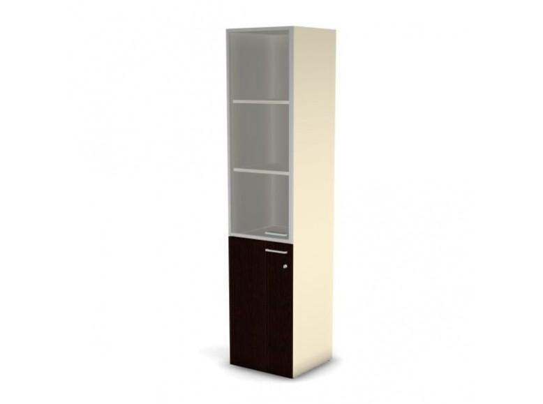 Модуль шкафа 5 уровней ДСП левый стекло 45,1x44,8 49H0313011 Accord Director