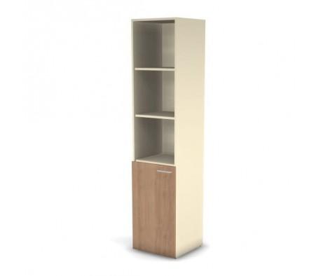 Модуль шкафа 5 уровней узкий MDF левый 45,1x44,9x198,2 49H031110 Accord Director