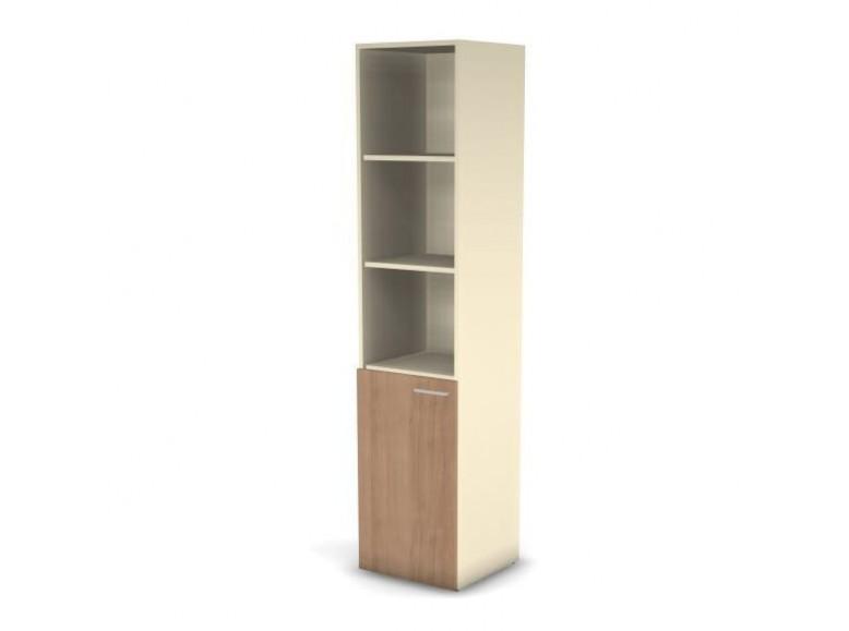 Модуль шкафа 5 уровней ДСП левый 45,1x44,8x198,2 49H031100 Accord Director