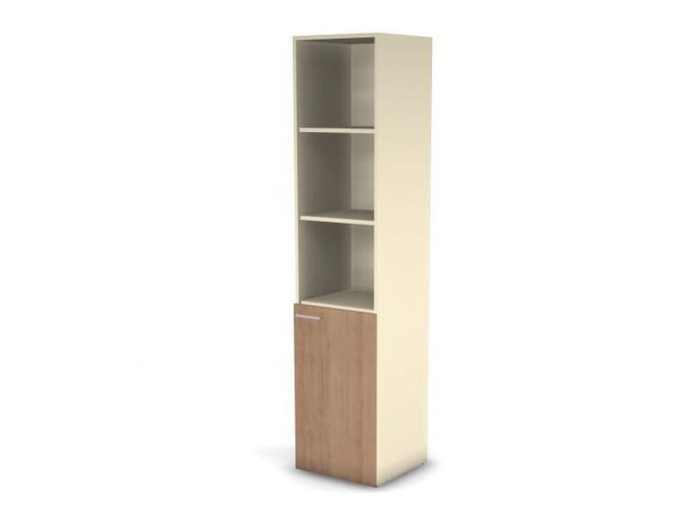 Модуль шкафа 5 уровней узкий MDF правый 45,1x44,9 49H031111 Accord Director