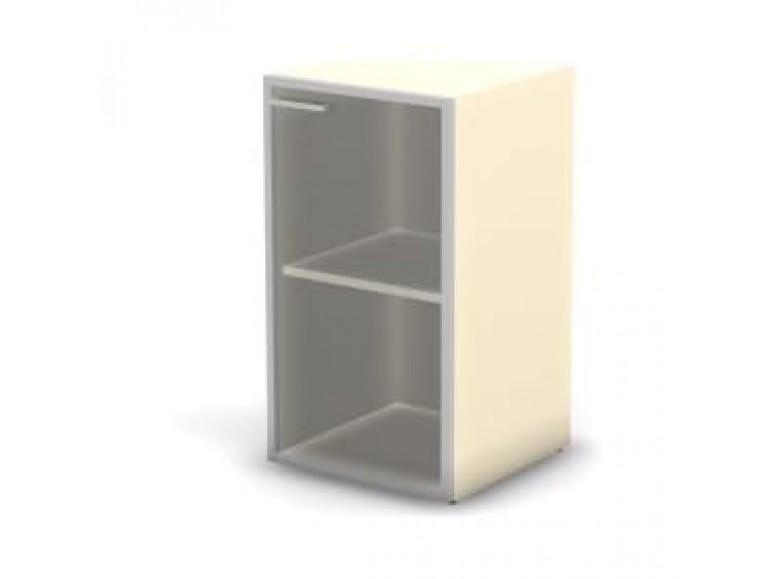 Модуль шкафа 2 уровня стекло правый 45,1x43x81,4 Accord Director