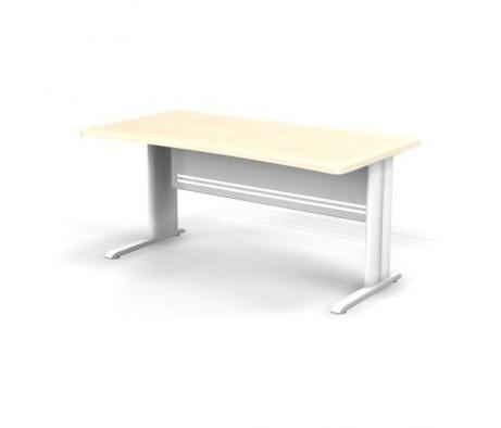 Стол прямоугольный на металлической опоре 160x85x74 Berlin