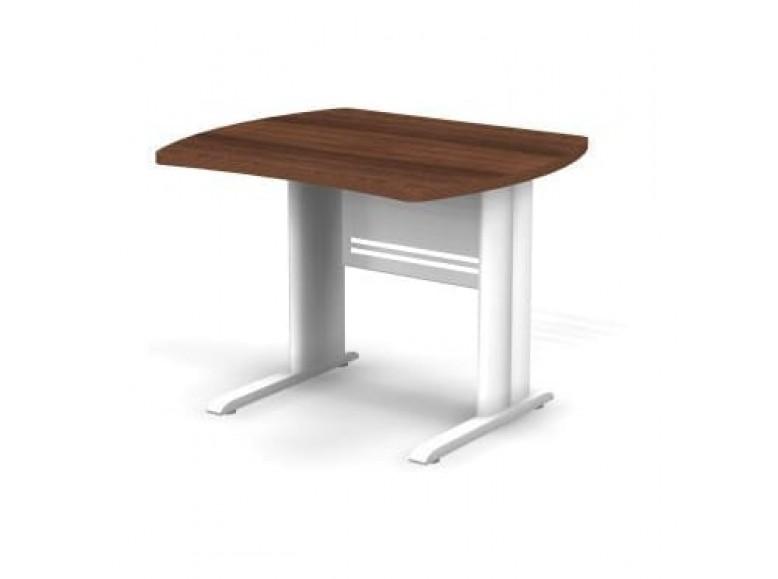 Стол симметричный на металлической опоре 100x85x74 Berlin