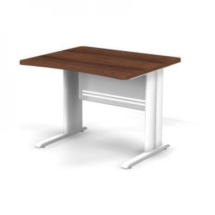Стол прямоугольный на металлической опоре 100x85x74 Berlin