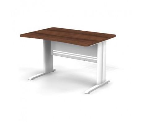 Стол прямоугольный на металлической опоре 120x85x74 Berlin