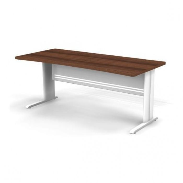 Стол прямоугольный на металлической опоре 180x85x74 Berlin