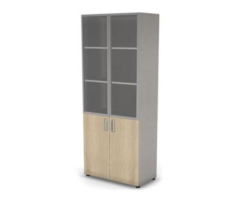 Шкаф комбинированный 3 уровня 79,8x42,5x196,5 Europe