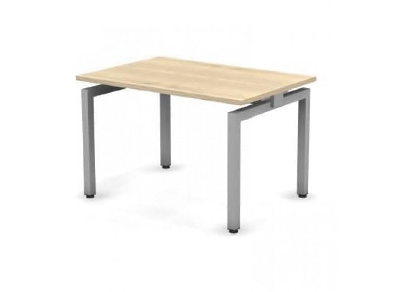 Стол рабочий металлический 118x80x74,3 Europe
