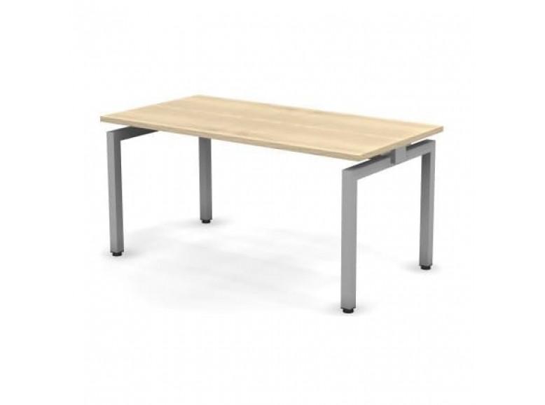 Стол рабочий металлический 158x80x74,3 Europe