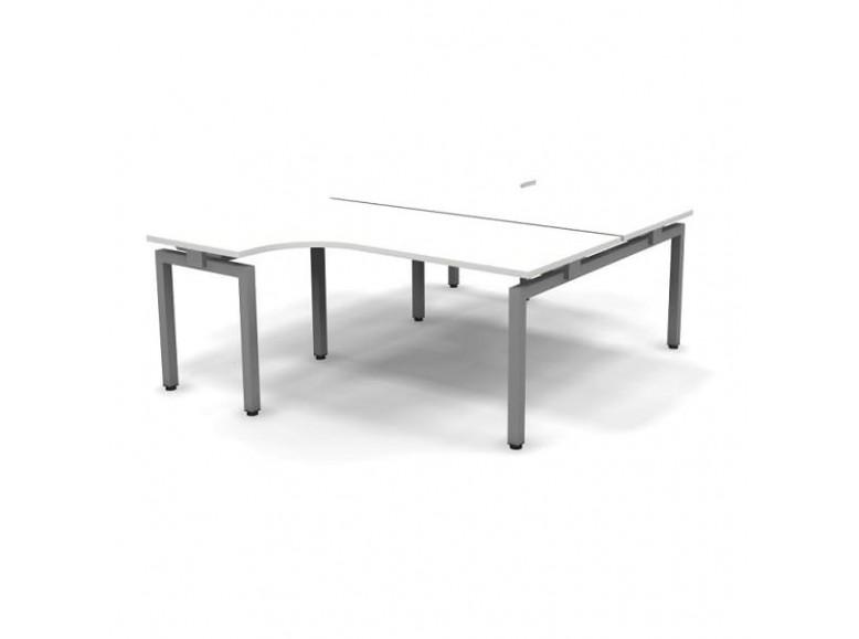 Стол эргономичный металлический 178x163x74,3 Europe