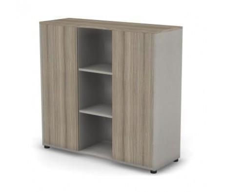 Шкаф комбинированный 3 уровня 120x40,8x115,1 Europe