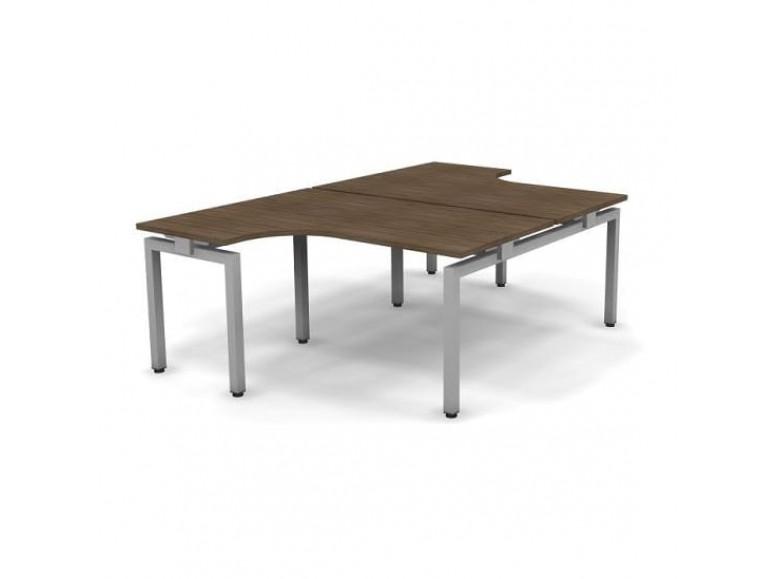 Стол эргономичный металлический 158x163x74,3 Europe
