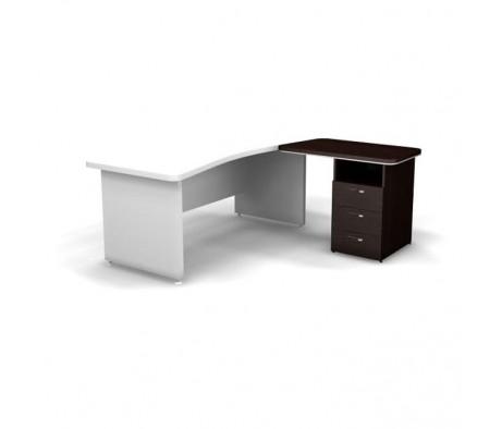 Тумба приставная правая для столов 101130 101140 100,1x55x76 Focus Director