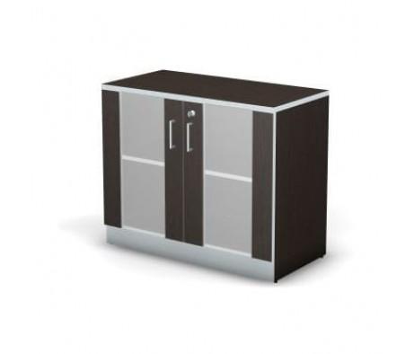 Шкаф витрина 2 уровня 90x45x75 Practic Director