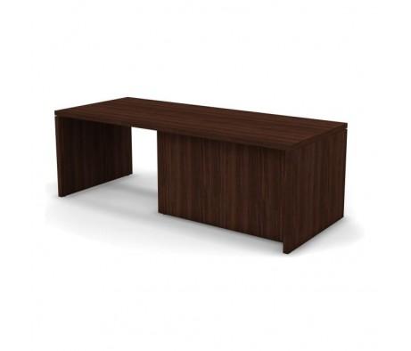 Модуль стола правый для опорных тумб 220x90x75 D268307K Prego
