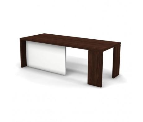 Стол руководителя правый 220x90x75 D268005 Prego