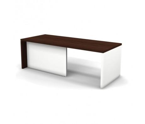 Стол руководителя правый 220x90x75 D268305K Prego