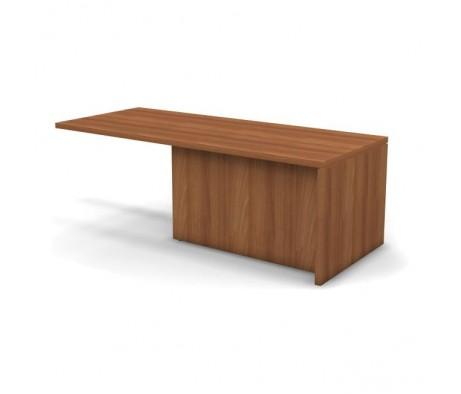 Модуль стола левый для опорных тумб 220x90x75 D268017 Prego