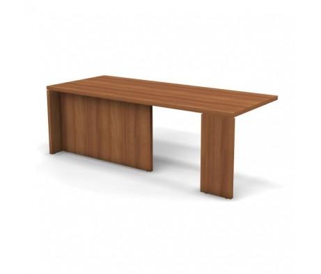 Модуль стола правый для опорных тумб 220x90x75 D268019 Prego
