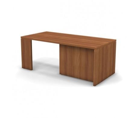 Модуль стола левый для опорных тумб 190x90x75 Prego