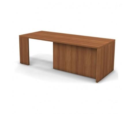 Модуль стола левый для опорных тумб 220x90x75 D268021 Prego