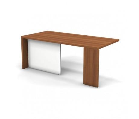 Модуль стола правый для опорных тумб 190x90x75 Prego