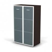 Модуль шкафа витрины люкс 3 уровня 80x42x130 Tango