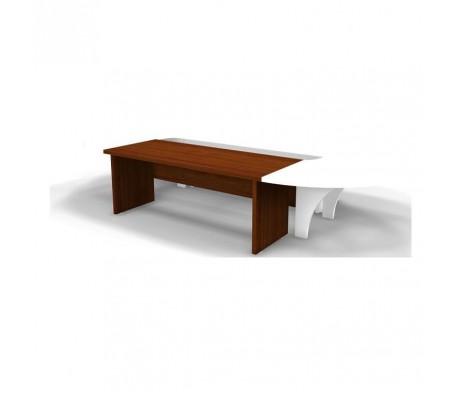 Центральный элемент конференц стола 200x80x73,5 СК920 Tango