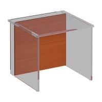 Защитная панель к столу письменному 79x72x1,8 Din R