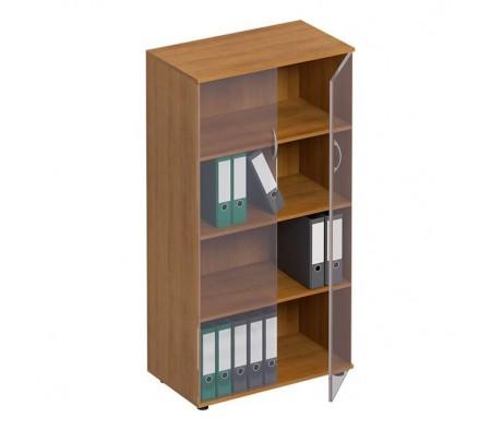 Шкаф для документов со стеклом ФР 366 Formula