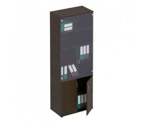 Шкаф для документов со стеклом ФР 379 Formula
