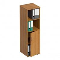 Шкаф для документов узкий полузакрытый ФР 367 Formula