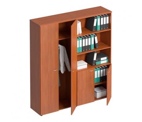 Шкаф комбинированный 4 секционный ФС 355 Матрица