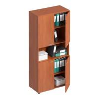 Шкаф для документов высокий с нишей ФС 719 Matrica