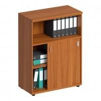 Шкаф купе для документов средний с нишей ПФ 963 Profi